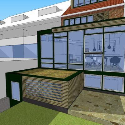 3D Bijgebouw
